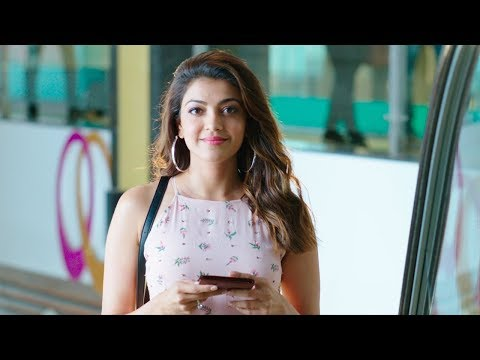 Srinivas Bellamkonda (Vijay) Meets Kajal Aggarwal For The First Time | Inspector Vijay | Kavacham