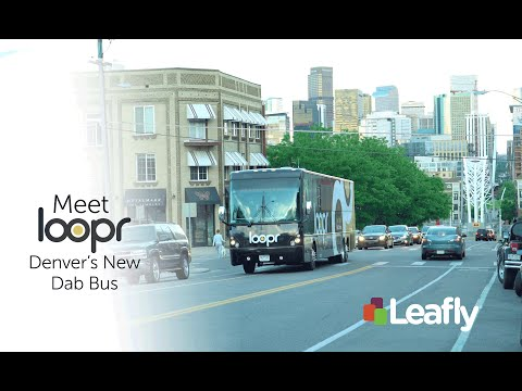Meet Loopr: Denver's New Dab Bus
