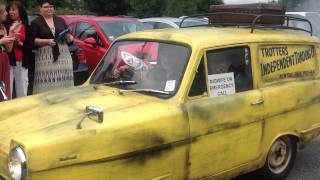 Only Fools & Horses Car Hire