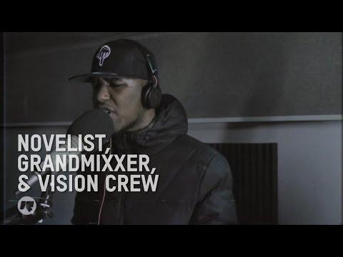 RUFF SOUND MOVEMENT: NOVELIST, GRANDMIXXER & VISION CREW @Novelist @GRANDMIXXER @VisionCrew_