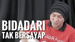 Video Anji - Bidadari Tak Bersayap Acoustic Ver. Facebook Live Suaradotcom MP3, 3GP, MP4, WEBM, AVI, FLV Februari 2018