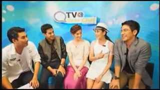 14/03/07 โป๊ป ธนวรรธณ์ TV3 Star Chat