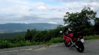 1. Kawasaki Ninja 650r Road Trip