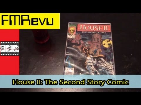 House II: The Second Story | 1987 Vintage Retro Comic Book