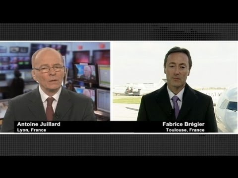 Глава концерна Airbus о проблемах Dreamliner - Центр транспортных стратегий