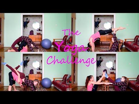 The Yoga Challenge с Настей I Yulla