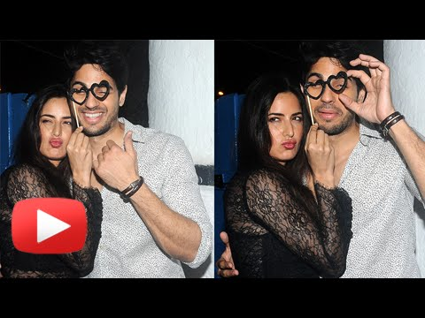 Katrina Kaif And Siddharth Malhotra The New Couple
