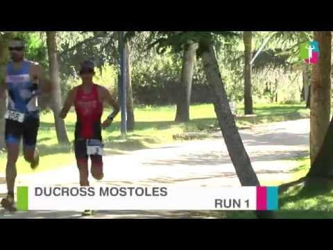 DuCross Móstoles Homenaje a Omar Tayara