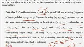 Mod-03 Lec-05 Finite State Machine Synthesis