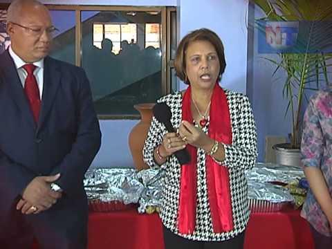 Inició la Navidad con el tradicional desayuno de la familia de Medios Telemicro.