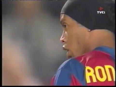10 голов Роналдиньё.