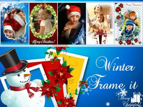 Video of WinterFrameIt