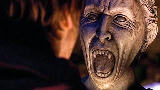 Плачущие Ангелы из сериала Доктор Кто