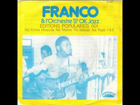 Nakoma Mbanda Na Mama Ya Mobali Ngai (Franco) - Franco & le TPOK Jazz 1975