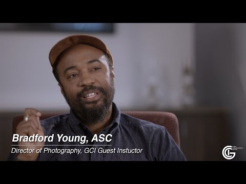 """Advice to Young Cinematographers"" with Bradford Young, ASC"