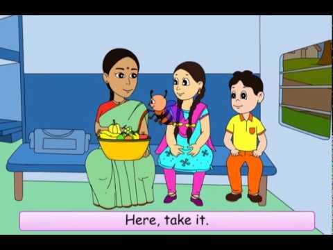 How Do We Reach Grandma's House? | Class 4 | EVS | Reaching Grandmother's .House