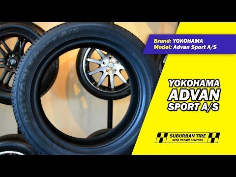 Yokohama ADVAN Sport A/S
