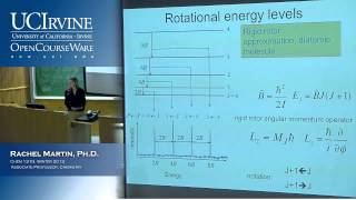 Molecular Structure&Statistical Mechanics 131B. Lecture 06. Rotational Spectroscopy Pt. II.