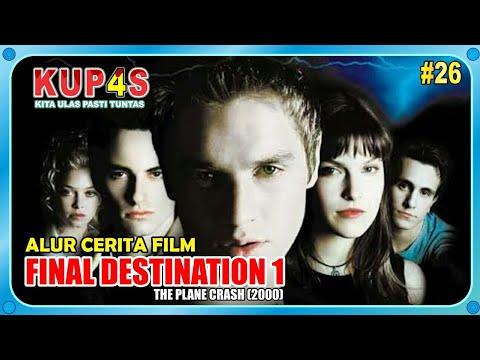 KUP4S 26: DI KEJ4R KEM4TIAN PESAWAT JATOH   ALUR CERITA FILM FINAL DESTINATION 1