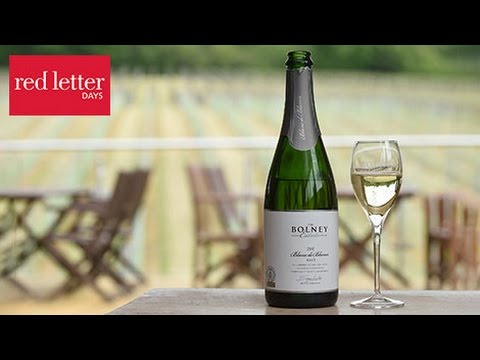 An English Vineyard Tour, Wine Tasting and Lunch for Two with Red Letter Days