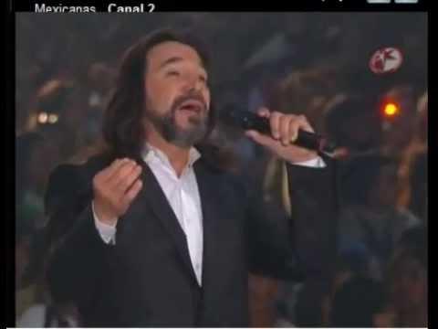 Mañanitas a  la virgen de Guadalupe 2010 , canta Marco Antonio Solís