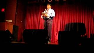 www.Myspace.com/MrJComedyNights - Mr.J. Performing his July 03, '09 for the AURA Night Club
