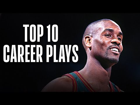 Payton - Check out the Top 10 plays from the career of 2013 Hall-of-Fame Inductee Gary Payton, also known as