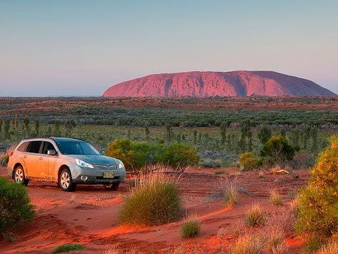 outback - We take Subaru's Outback to its namesake to find out if it deserves the title. Read the full story here: http://www.motortrend.com/features/travel/1103_subar...