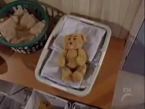 熊寶貝惡魔洗潔熊?這根本是鬼娃熊寶貝恰吉入侵了吧?!