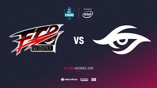 FTD vs Team Secret, ESL One Katowice 2019, bo2, game 1, [Mila]