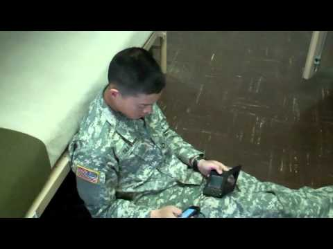 Fort Leonard Wood Barracks Bravo 169 April 2011