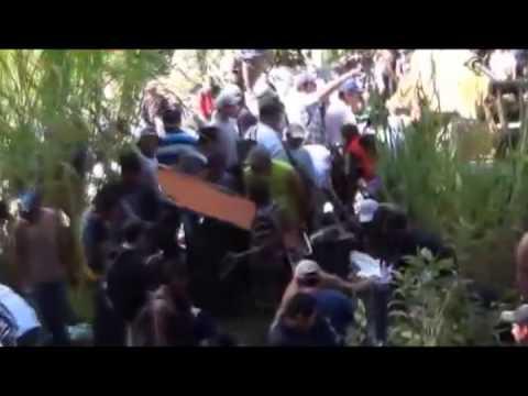 Tragedia en Carretera de San Martin jilotepeque