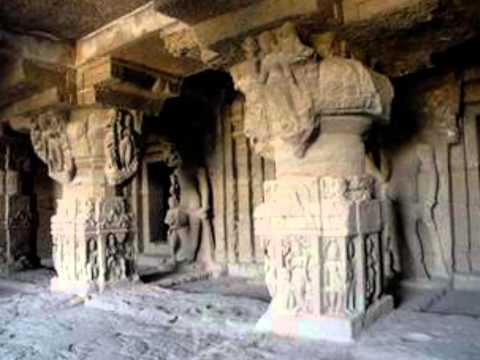 caves - Ellora is an ancient archaeological site, 30 km from the city of Aurangabad in the Indian state of Maharashtra. Well-known for its monumental caves, Ellora i...