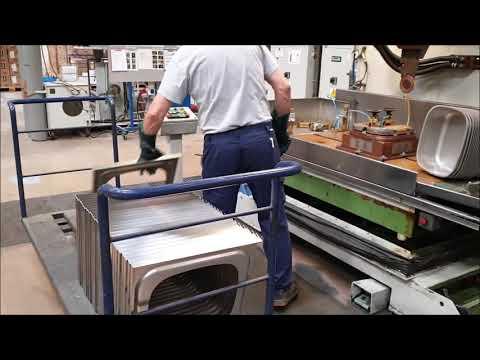 Seam Welding Machine LEAS SCN 1200X800 1995