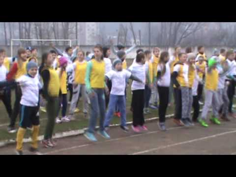 Відкриті уроки футболу у м.Галич, 27.11.2016