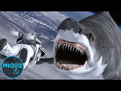 Top 10 Most Ridiculous SYFY Original Movies