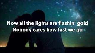 Sam Hunt - Leave The Night On (lyrics) - YouTube