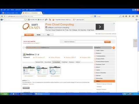 NetDrive 2 1 4 - Free Software Download at SoftCrazia.com
