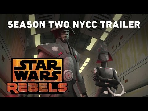 Star Wars Rebels Season 2 (NYCC 2015 Promo)