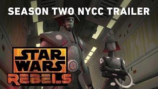 Star Wars : Rebels, saison 2 - Bande-annonce  2 - VO