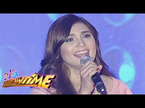 "It's Showtime Singing Mo To: Vina Morales Sings ""Pangako Sa'Yo"" Mp3"