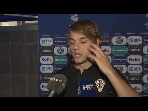 Izjave Hrvatske U-21 nakon susreta s Rumunjskom