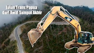 Video Begini Proses Pembangunan Jalan Trans Papua Yang dibuat TNI dari Awal Sampai Diaspal MP3, 3GP, MP4, WEBM, AVI, FLV Februari 2019