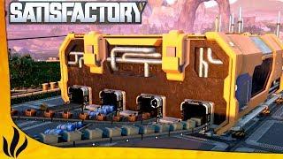 UNE NOUVELLE MACHINE POUR FAIRE LES ORDINATEURS ! (Satisfactory #10)