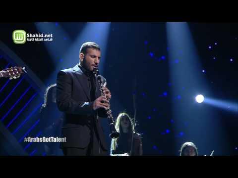 كلارينيت وجيتار وحسين الجسمي في نصف نهائيات Arabs Got Talent