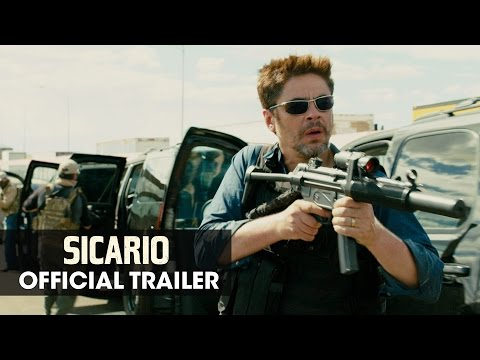 Sicario (Trailer 'Hitman')