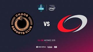 Chaos Esports Club  vs compLexity Gaming, ESL One Katowice 2019, bo2, game 1[Lum1Sit]