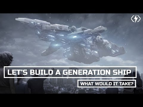 The Logistics of Generation Ships