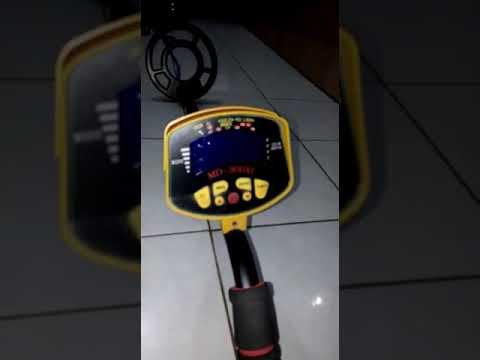 Deteksi metal detektor MD3010 11 made in china