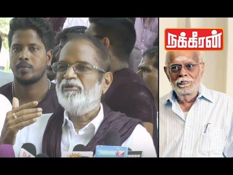 Tamil-Celebrities-pay-tribute-to-Panchu-Arunachalam-Emotional-Speeches
